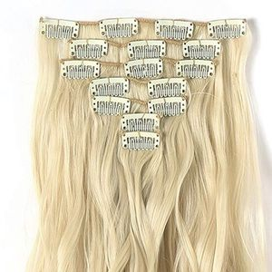 Accessories - NEW 🎀 Full Set Hair Extensions  7pcs 🎀